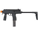 KWA KMP9 Gas Blowback SMG Airsoft Gun ( Black )