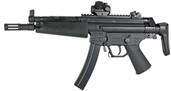 ICS Airsoft Full Metal GSG-522 AEG Gun W/ Battery & Charger