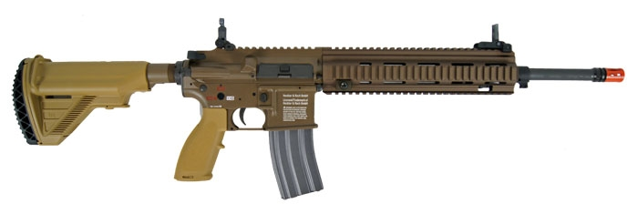 H U0026k M27 Iar Limited Edition Vfc Full Metal Airsoft Aeg