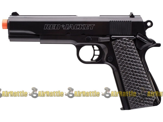 Red Jacket 1911 Licensed Spring Airsoft Pistol