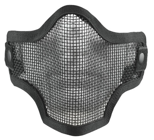 59043 Valken Tactical Wire Mesh Airsoft Face Mask ( Black )