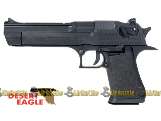 .50AE Desert Eagle Airsoft Pistol Spring Officially Licensed Hand Guns