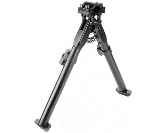 Aim Sports Bipod - Universal Barrel Clamp (BPUNIS)
