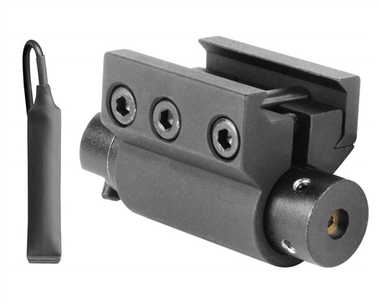 AIM Sports Sight- 5mm Pistol/Rifle Red Laser (LH002)