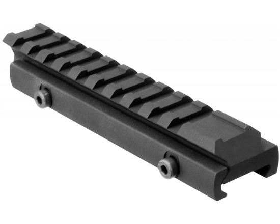 Aim Sports High Riser Mount - AR-15 Style - Low (MT012L)