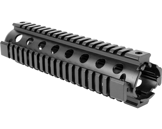 Aim Sports Handguard - Drop-In Quad Rail For Mid-Length (MT053)