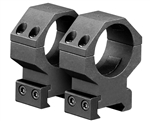 Aim Sports Scope Ring - Weaver- High 30mm  (QWN3H)