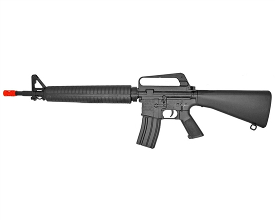 M16A1 Spring Powered Airsoft Rifle