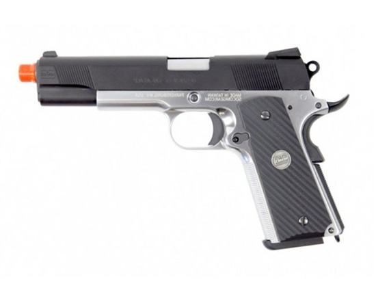 Socom Gear Full Metal NOVAK 1911 GBB Airsoft Pistol - Two Tone
