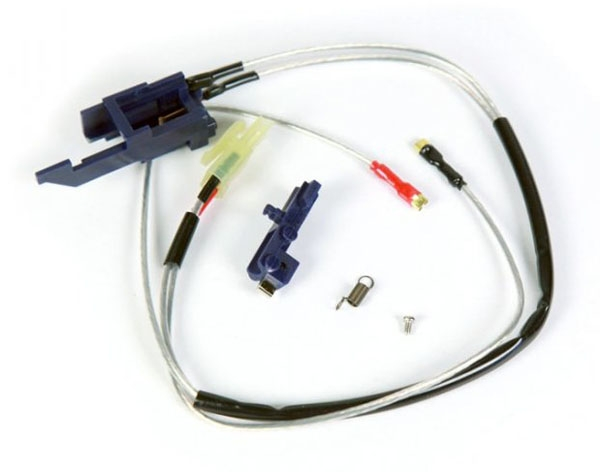 B 01 30 2 bravo low resistance switch wiring harness for ak47 s front wired airsoft wiring harness at n-0.co