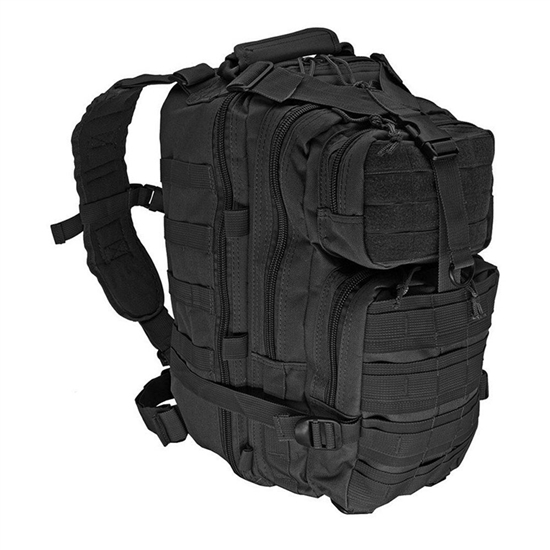 Tactical Level 3 Molle Backpack - Black