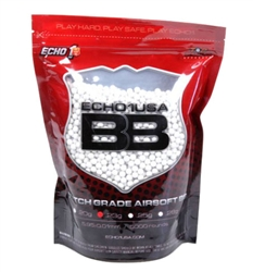 ECHO 1 Match Grade  .23g 5000 Airsoft BBs