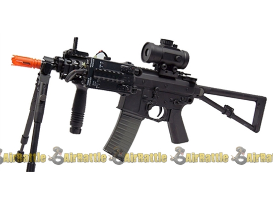 BI-8002M Dboy Full Metal Body PDW AEG Automatic Airsoft Gun