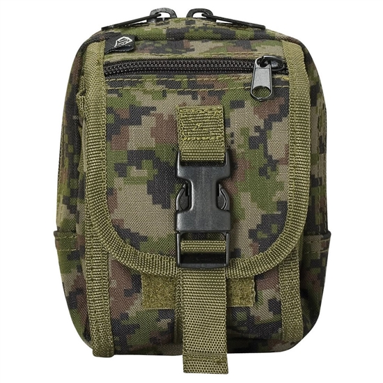 Empire Battle Tested Vest Accessory Pouch - Multi ( Woodland Digi )