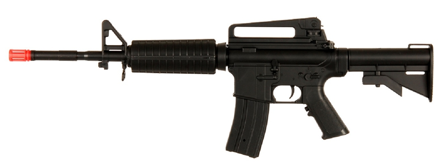 D94S, Wells D94 M16 Electric Full/Semi Automatic Airsoft ... M16 Airsoft