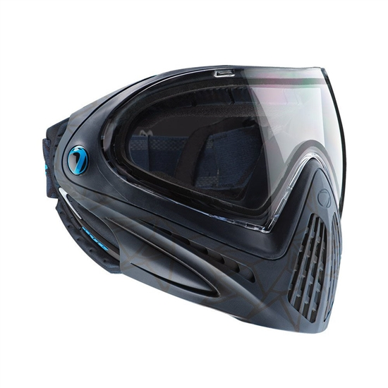 Dye Tactical i4 Thermal Full Face Mask Goggle System ( UL Navy )