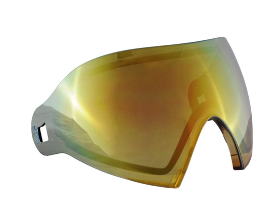 Dye Precision Dual Pane Anti-Fog Ballistic Rated Thermal Lens For i4/i5 Masks (Dyetanium Faded Bronze Sunrise)