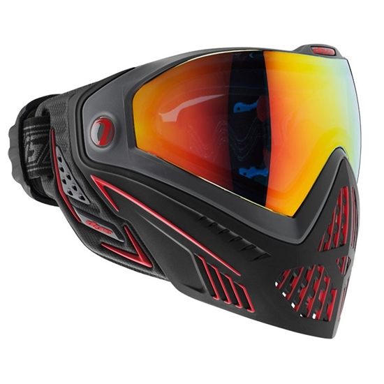 Dye Tactical i5 Thermal Full Face Mask Goggle System ( Fire )