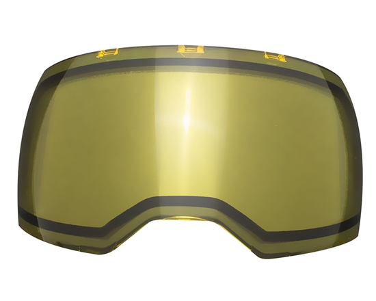 Empire Dual Pane Anti-Fog Ballistic Rated Thermal Lens For EVS Masks (Yellow)