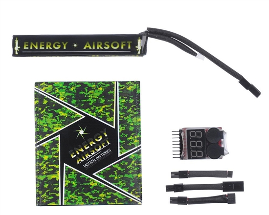 Energy LiPo 11.1v 1400mAh Battery