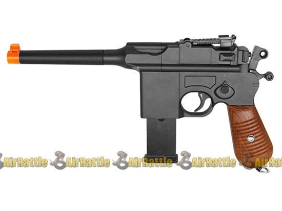 Metal G12 Regulator Spring Airsoft German Pistol