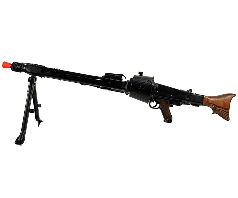 Iu M42 Agm Mg42 Full Steel Airsoft Maschinengewehr Airrattle