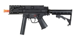 ECHO1 Special Operations Branch (SOB) 2 AEG Airsoft Gun Metal Gearbox & RIS Tactical Rails Extra Mag Included
