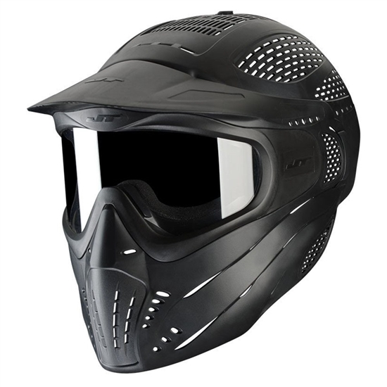 JT Tactical Premise Headshield Full Head Complete Coverage Airsoft Mask - Black