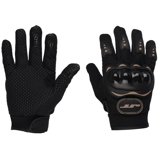 JT Tactical Field Airsoft Gloves - Black