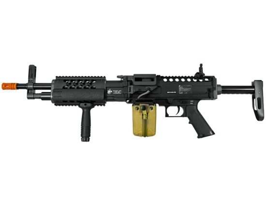 KAA-AEG-LMG-CE Knight's Armament Stoner 99 LMG Airsoft Full Metal Machine Gun
