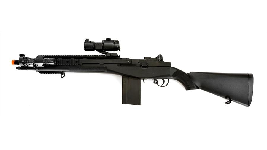 M160C2, AGM M14 Spring Airsoft Sniper Rifle Gun M-14 Air ... M14 Sniper Rifle Airsoft