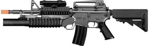 Discontinued) Bushmaster M16 Predator AEG Airsoft Gun by: Bushmaster