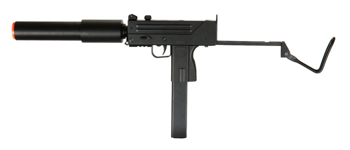 de m807 m10 mac 11 electric airsoft smg uzi