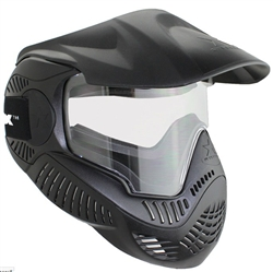 Annex MI-5 Full Face Mask Anti Fog and Scratch Resistant Lenses W/ Dual layered Foam
