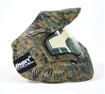 SLY ANNEX MI-7 Vented Protective Full Face Tactical Mask w/ Thermal Lens ( Marpat )