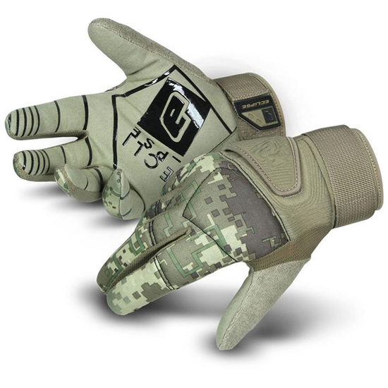 Planet Eclipse G4 Full-Finger Tactical Airsoft Gloves - HDE