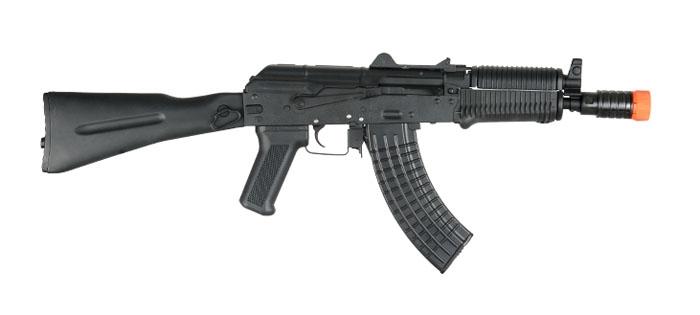 RK-12 Dboys AK SLR-106U Full Metal Electric Airsoft Rifle w/ Side Folding Stock