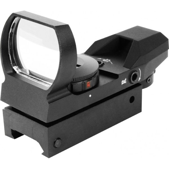 AIM Sports Dual-Illuminated Red / Green Dot Airsoft Reflex Sight