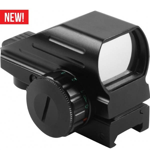 Aim Sports Red & Green Dot Reflex Sight w/ Weaver and Picatinny Mount