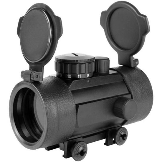 AIM Sports 1x42 Red Dot Metal Airsoft Reflex Sight