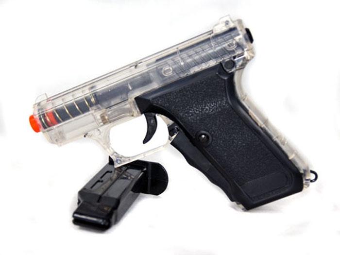 Airsoft spring pistols