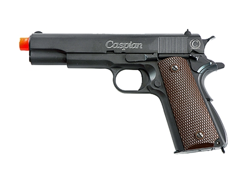 Sdwe45wrb Caspian We 1911 Airsoft Gas Blowback Pistol