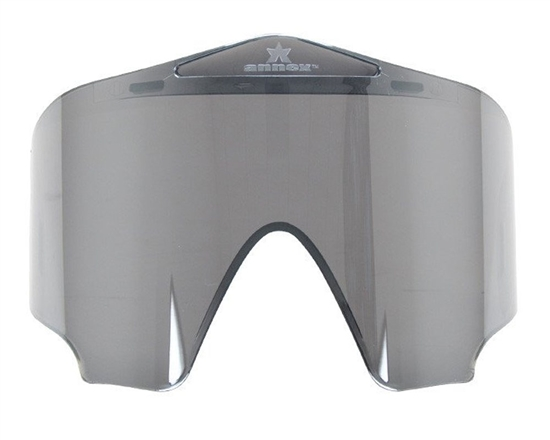 Valken Single Pane Anti-Fog Ballistic Rated Lens For Annex Masks (Mirror)