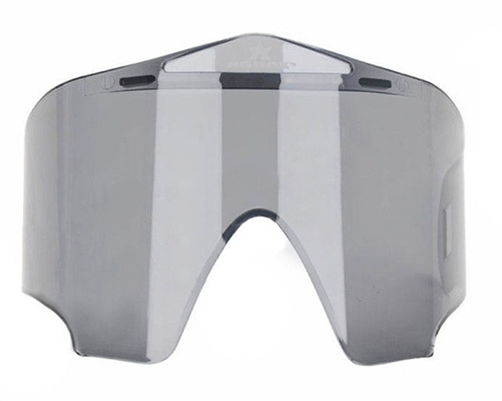 Valken Single Pane Anti-Fog Ballistic Rated Lens For Annex Masks (Smoke Gradient)