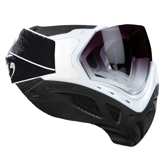 Sly Tactical Profit Full Face Airsoft Mask - White