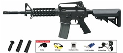 ArmaLite M16A4 By Classic Army Tactical RIS Airsoft Rifle Sportline Value Package AEG M16 Electric Gun FREE SHIPPING