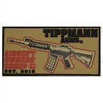 Tippmann Airsoft Velcro Patch - Airsoft Owners Group