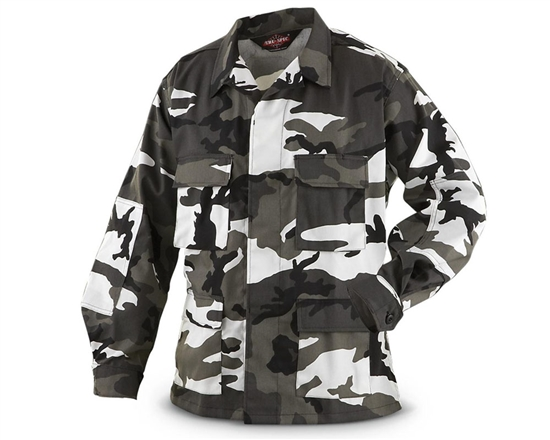 Propper Men's BDU Coat - Urban
