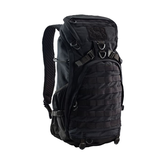 Under Armour Tactical Heavy Assault Backpack w/ Molle Attachments - Black/Black (001)