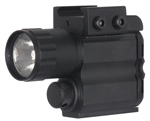 UTG Compact Flashlight - Black